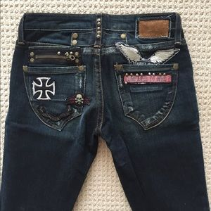 NWOT Robin's Jeans Size 28